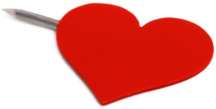 Heart by Marc Monzó