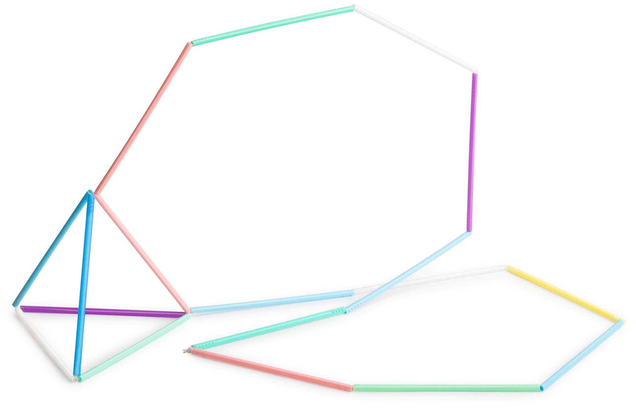 Plastic Sticks by Marc Monzó